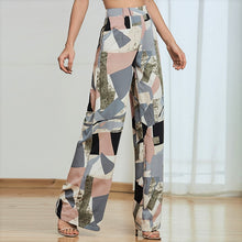 Load image into Gallery viewer, Born To Be Happy - Flare Pants