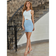 Load image into Gallery viewer, Candlelight - Mini Skirt
