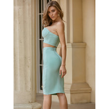 Load image into Gallery viewer, You Get Me - Tube Top & Midi Skirt Set