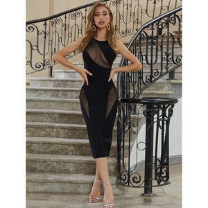 Faith - Midi Bodycon Dress