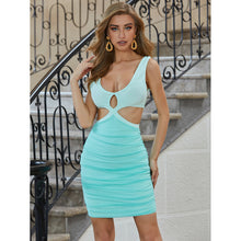 Load image into Gallery viewer, Mystic Me - Mini Bodycon Dress