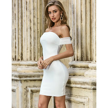 Load image into Gallery viewer, Shake It - Mini Bodycon Dress