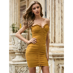 Sandy Queen - Tube Dress