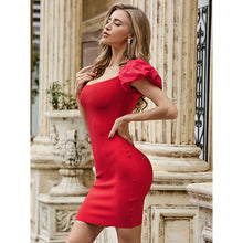 Load image into Gallery viewer, Big Apple - Mini Bodycon Dress
