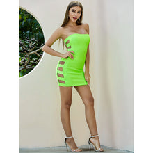 Load image into Gallery viewer, She's A Stranger - Mini Bodycon Dress