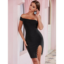 Load image into Gallery viewer, Game Of Love - Mini Bodycon Dress