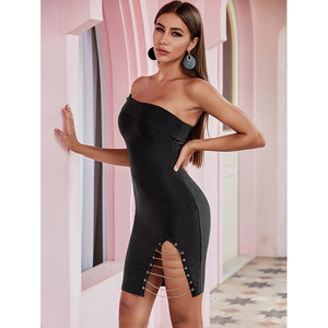 Game Of Love - Mini Bodycon Dress