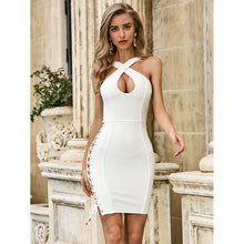 Load image into Gallery viewer, Shine Bright - Mini Bodycon Dress