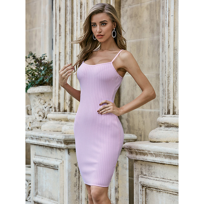 Princesses Rule - Mini Bodycon Dress