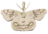 9ct pendant in yellow gold with a Pepe Butterfly