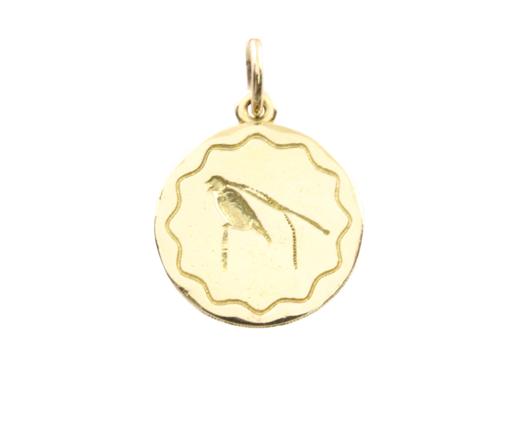 18ct pendant in yellow gold png design wilson bird of paradise 18ct pendant in yellow gold png design wilson bird of paradise aloadofball Images