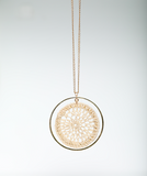 Bilum & Bilas Saturn Necklace