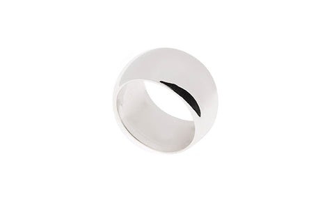 Silver Ring 12mm Wide