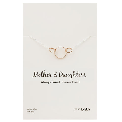 petals_rose_gold_plated_mother_daughters_necklace