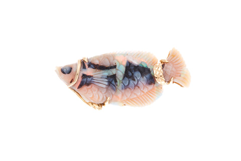 Mintabie_Opal_carved_fish_julescollins_jewellery