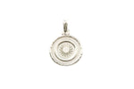Silver Pendant With Star Small Goroka Basket