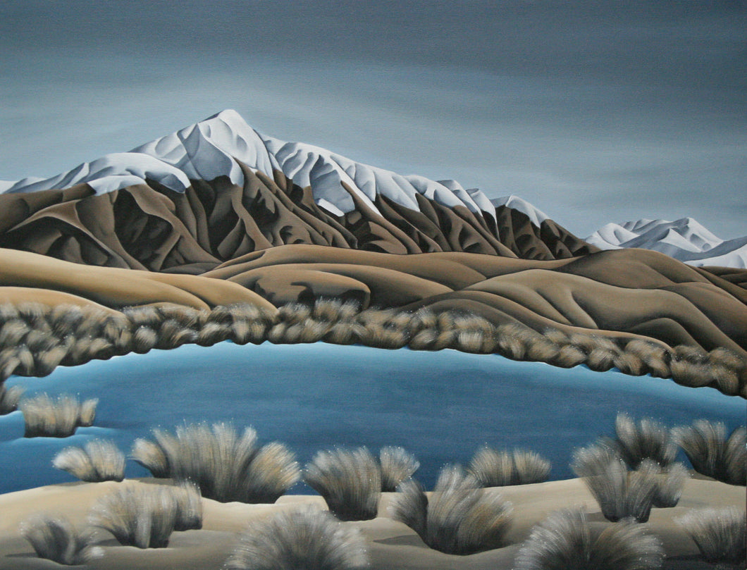 Mountain Tarn (sold)