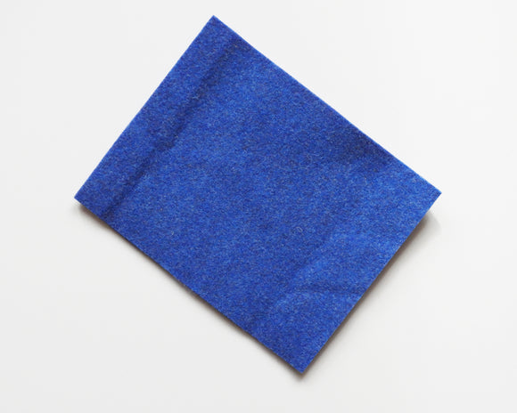 Mediterranean Sea - 3mm Wool Blend Felt - 8