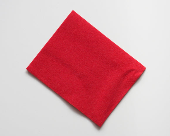 Red Carpet - 3mm Wool Blend Felt - 8