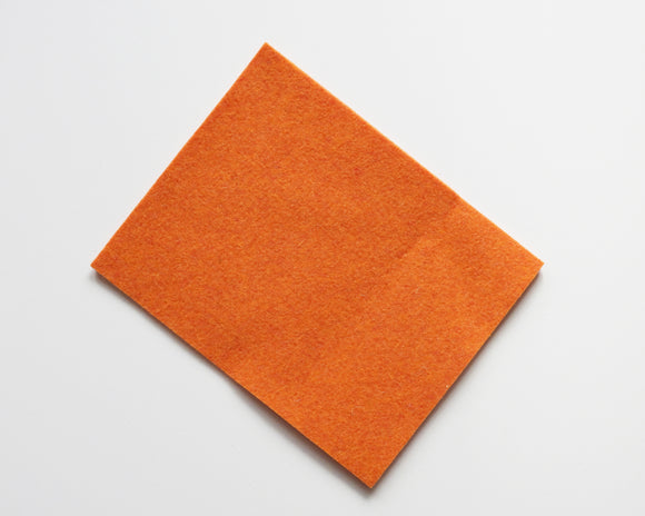Sunset - 3mm Wool Blend Felt - 8
