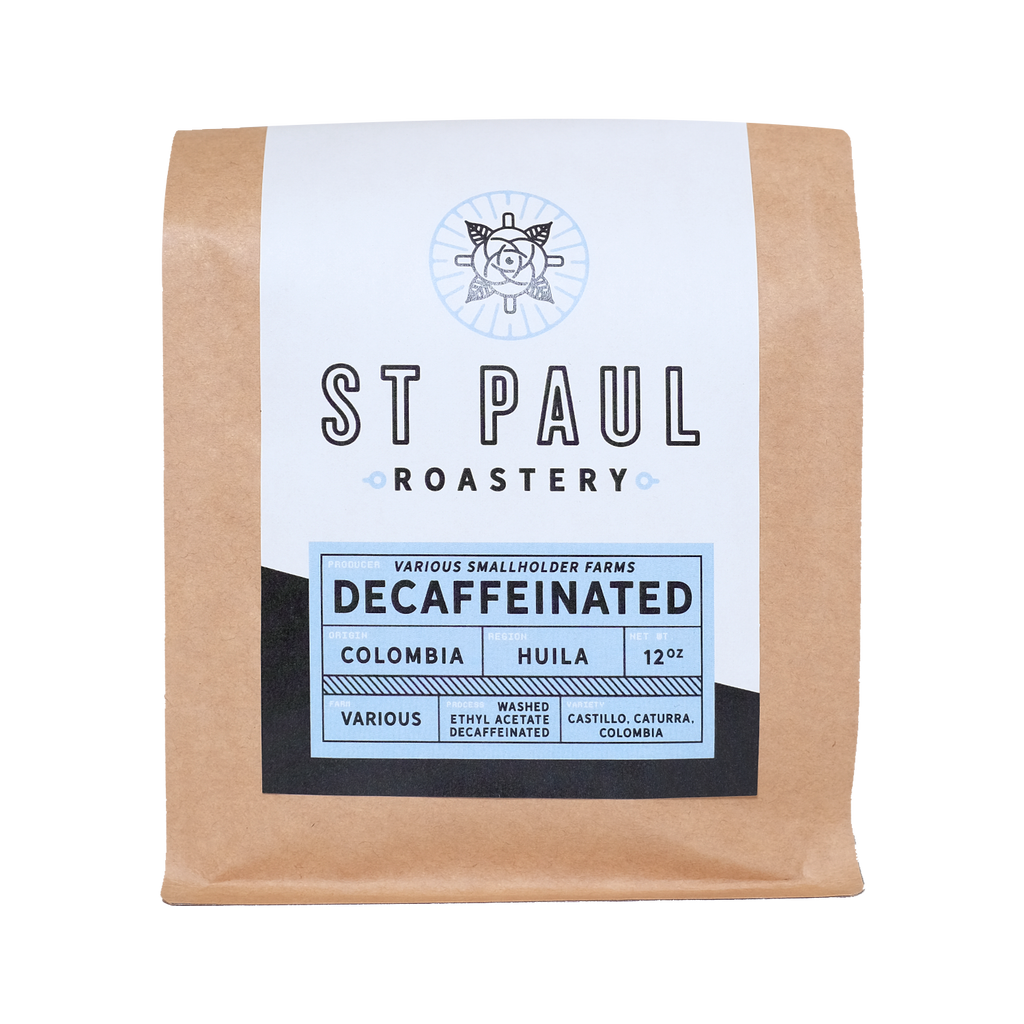 Colombia - Huila - Decaf