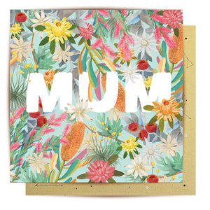 Flowers For Mum Card | La La Land
