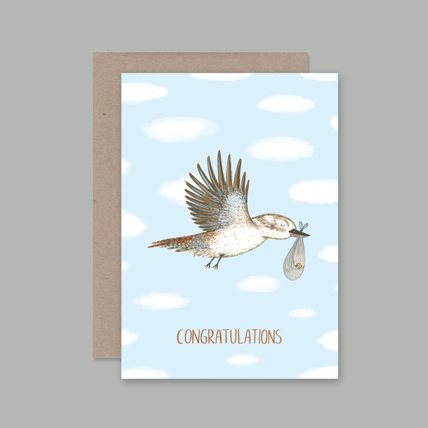 Congratulations Card | AHD Paper Co.