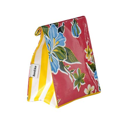 Ben Elke | Oil Cloth Lunchbag - Assorted