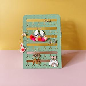 Bon Maxie Bunny-Nosed Earring Holder | Sage