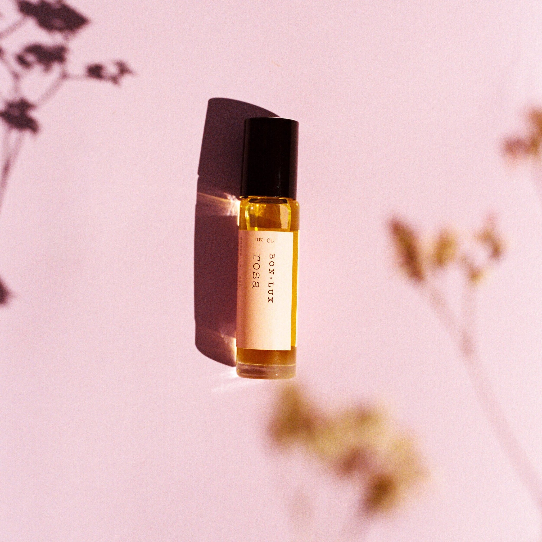 Rosa Roll On Perfume | Bon Lux
