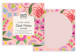 Desk Notes | Earth Greetings | Coastal Forage