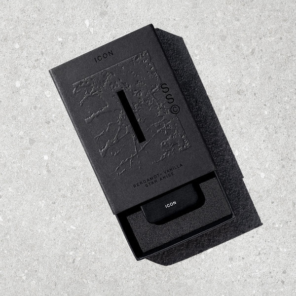 Icon Solid Cologne | Black Edition | Solid State