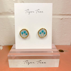 Secret Garden Earring |  Tiger Tree