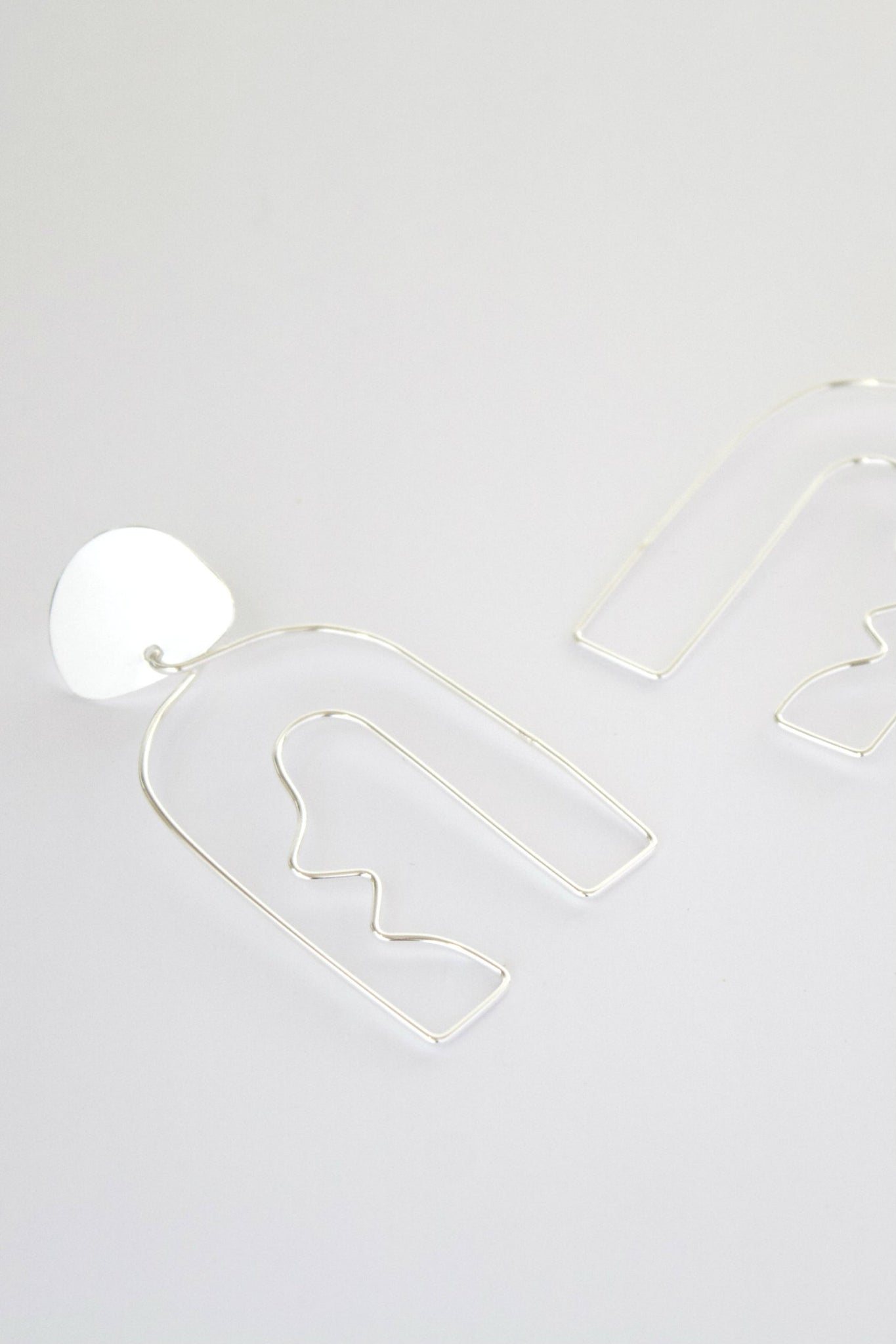 No. 2 Earring | Two Hills