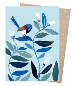 Greeting Card | Earth Greetings | Peaceful Wren