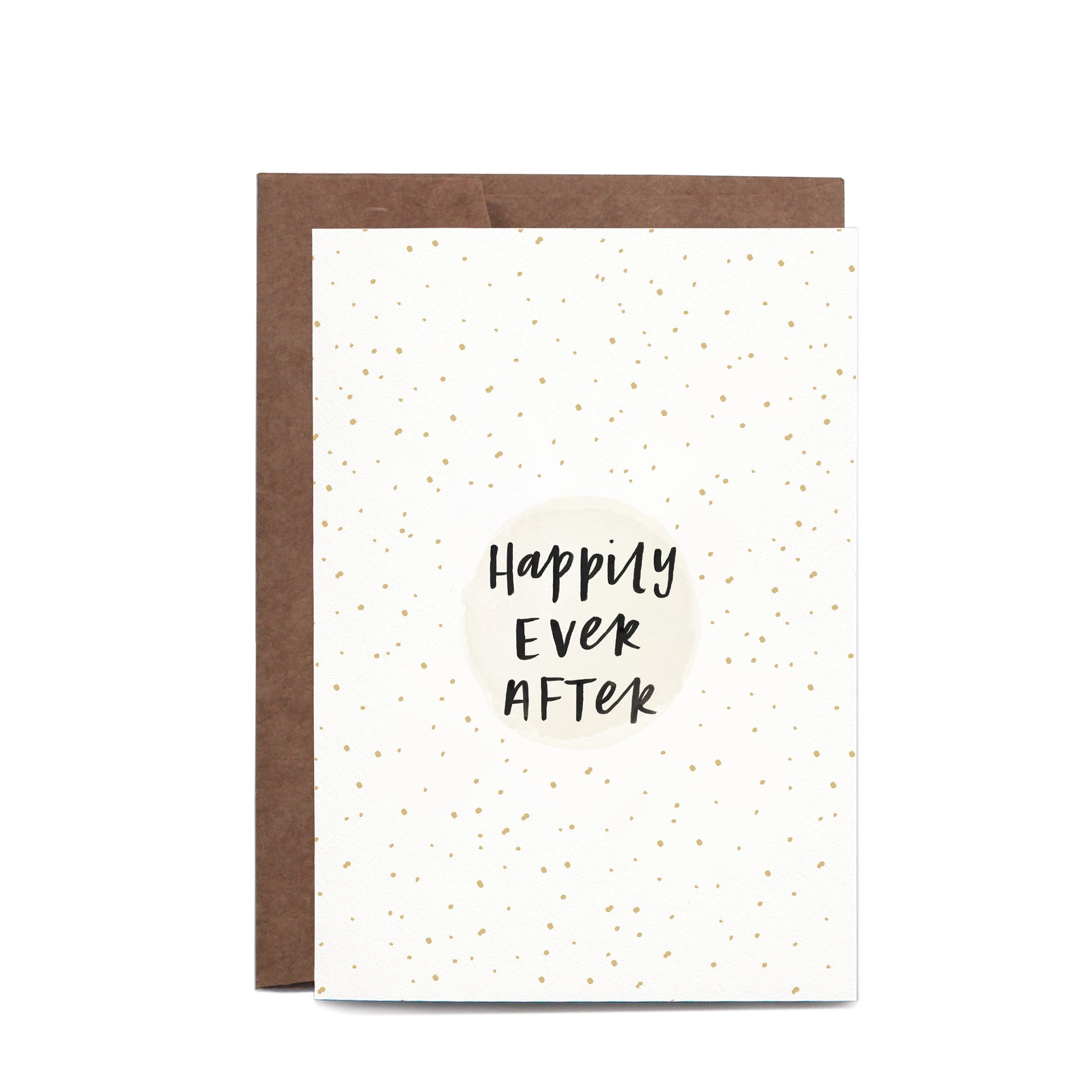 Happily Ever After Card | In the Daylight