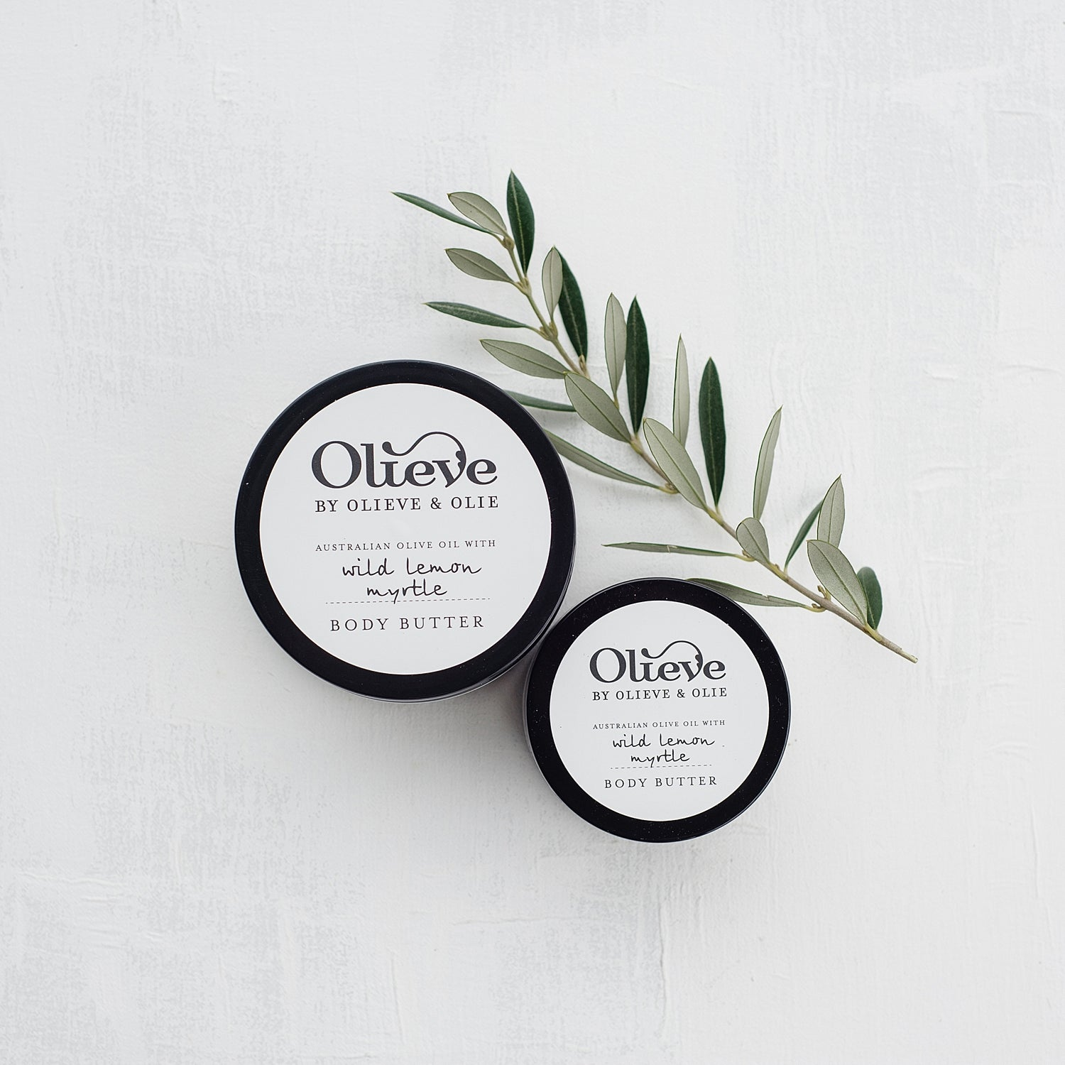 Olieve & Olie Hand and Body Butter 250ml