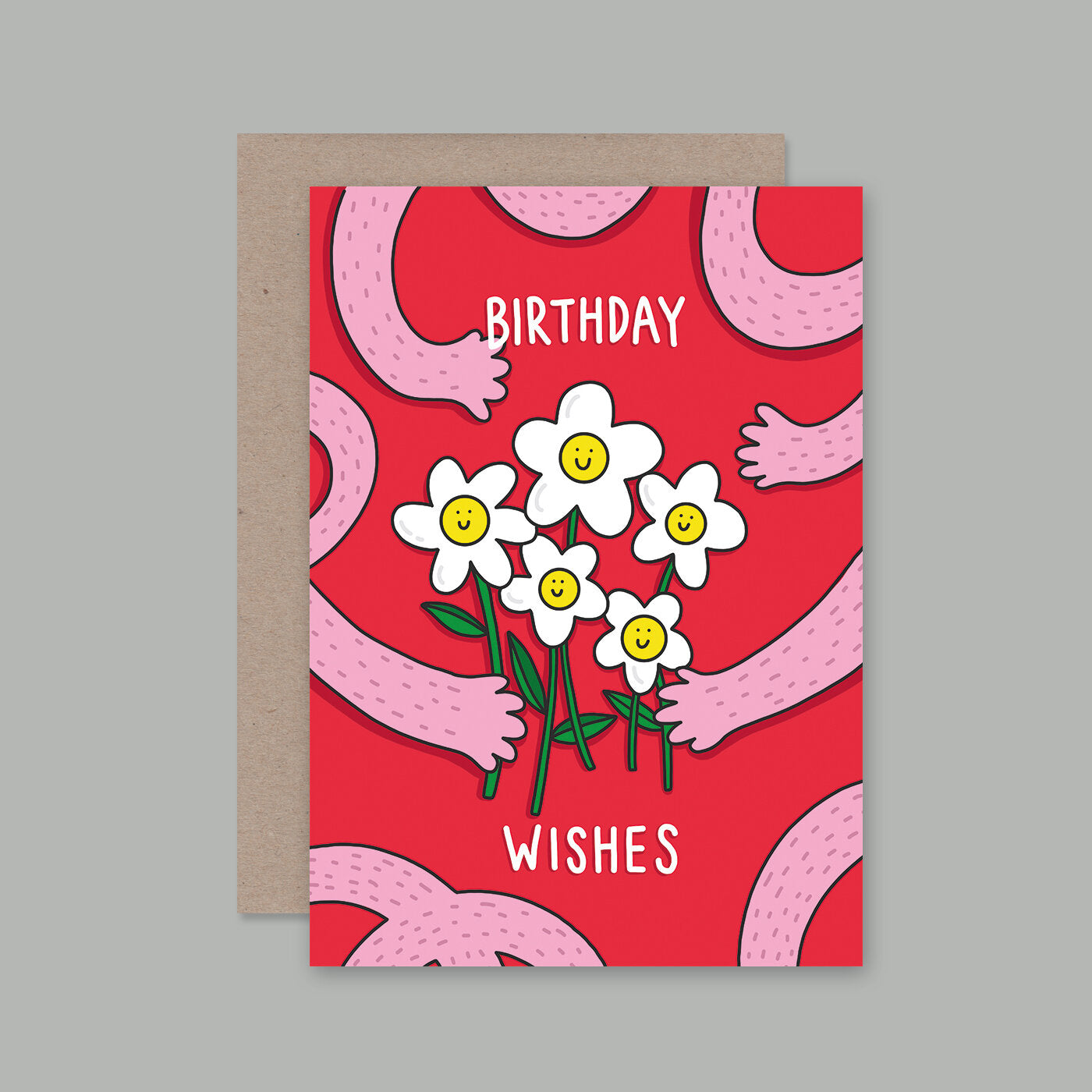 Birthday Wishes Card | AHD Paper Co.