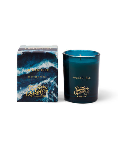 Southern Wild Co 60g Candle | Ocean Isle