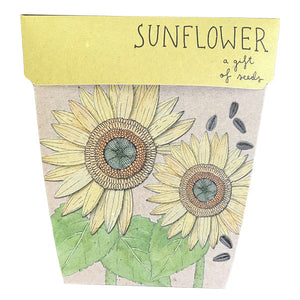Sunflower Gift of Seeds | Sow n Sow