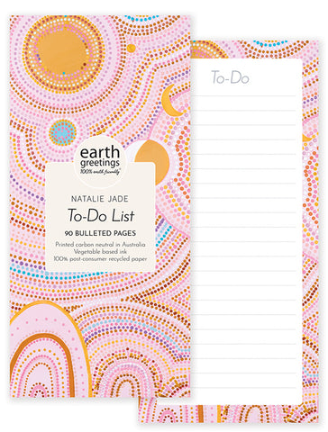 To-Do-List | Earth Greetings | Seven Sisters Dreaming III