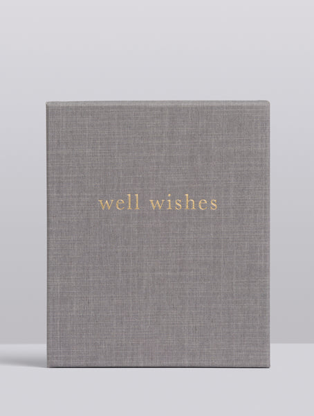 Well Wishes Guest Book | Write to me