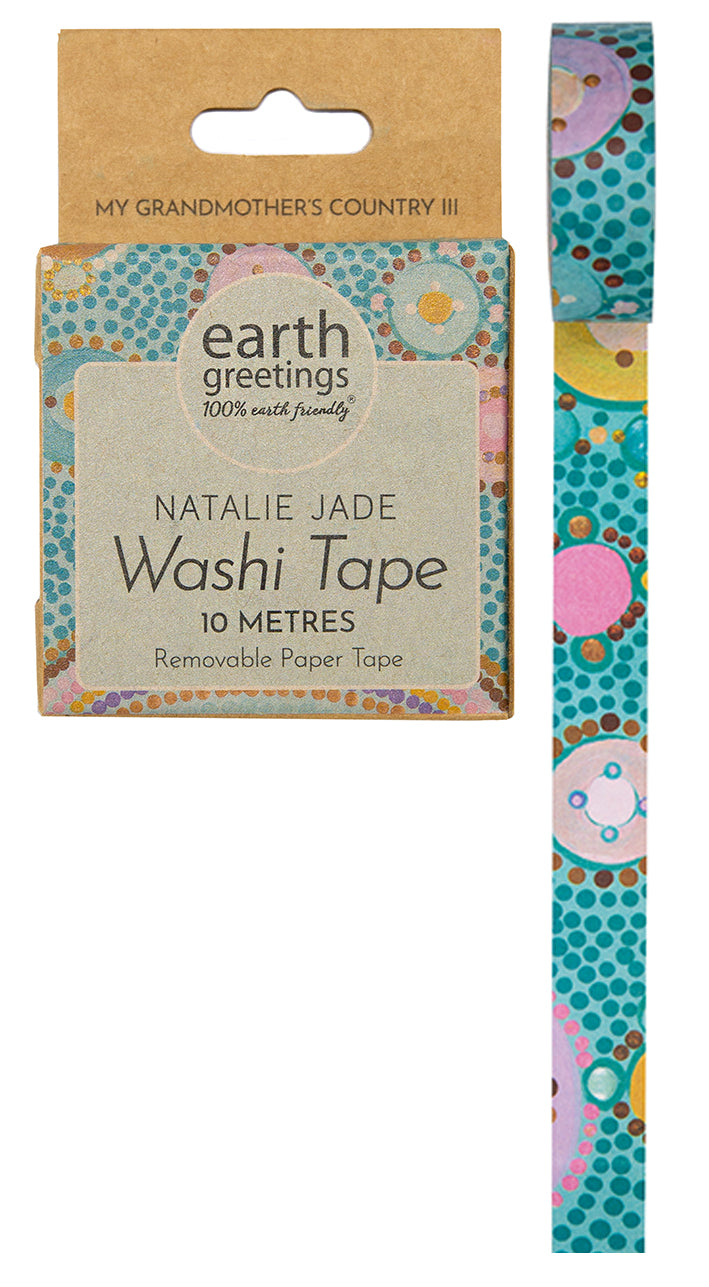 Washi Tape | Earth Greetings | My Grandmother's Country III