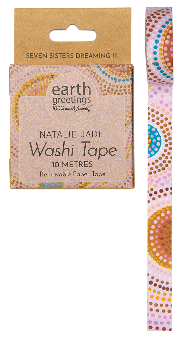 Washi Tape | Earth Greetings | Seven Sisters Dreaming III