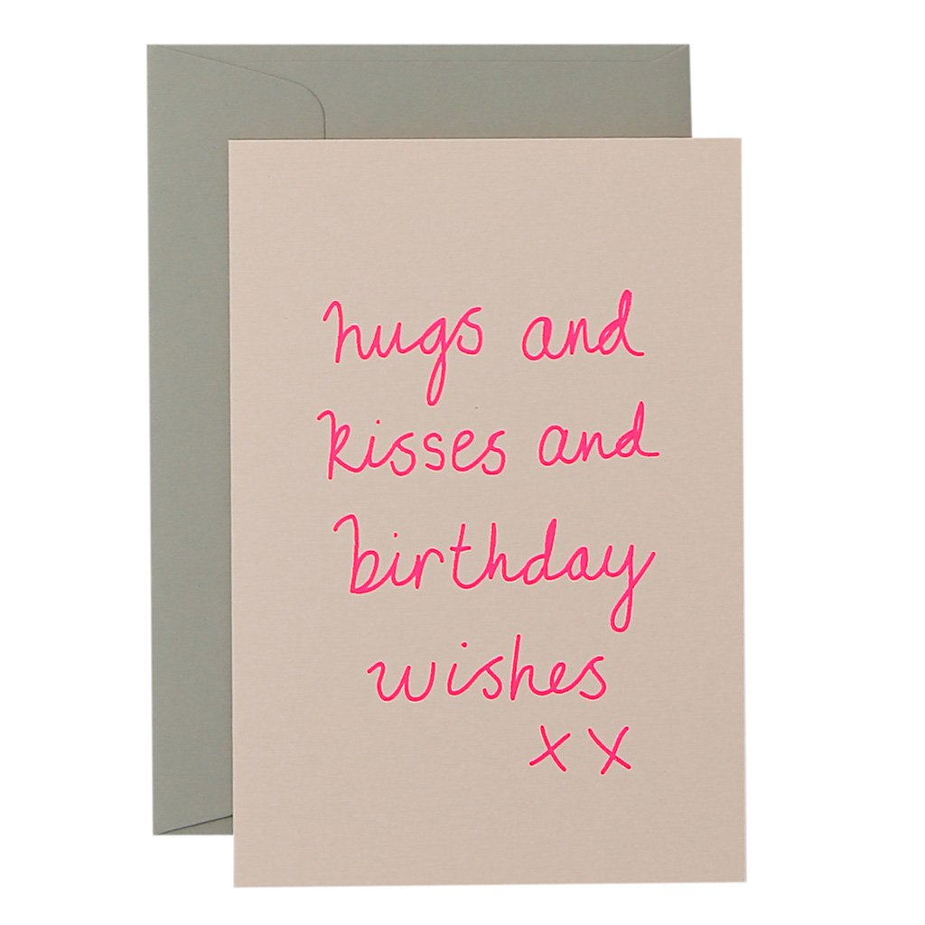 Birthday Wishes Card | Me and Amber