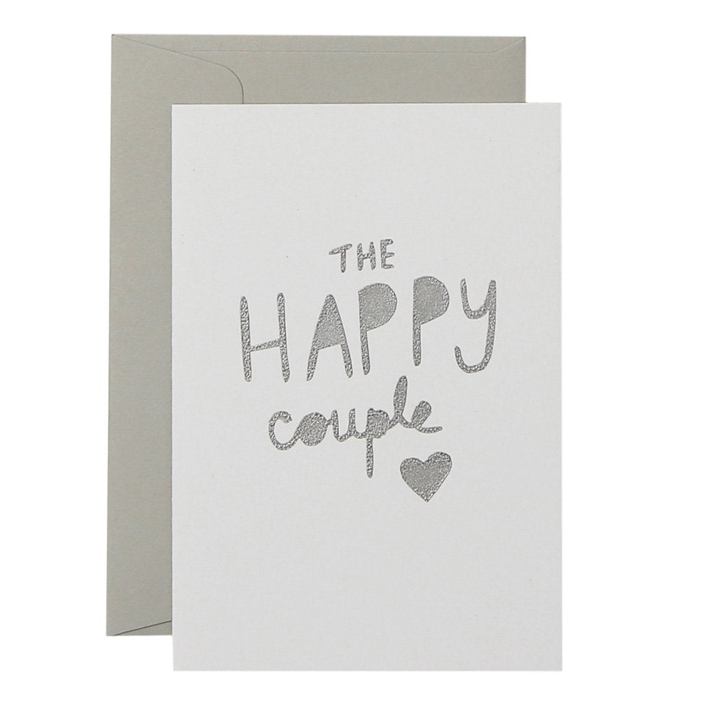 The Happy Couple Card | Me and Amber