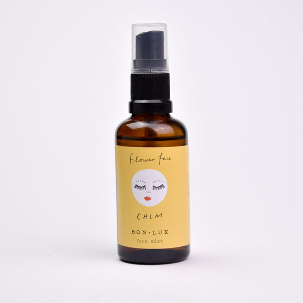 Flowerface Mist 'calm' | Bon Lux