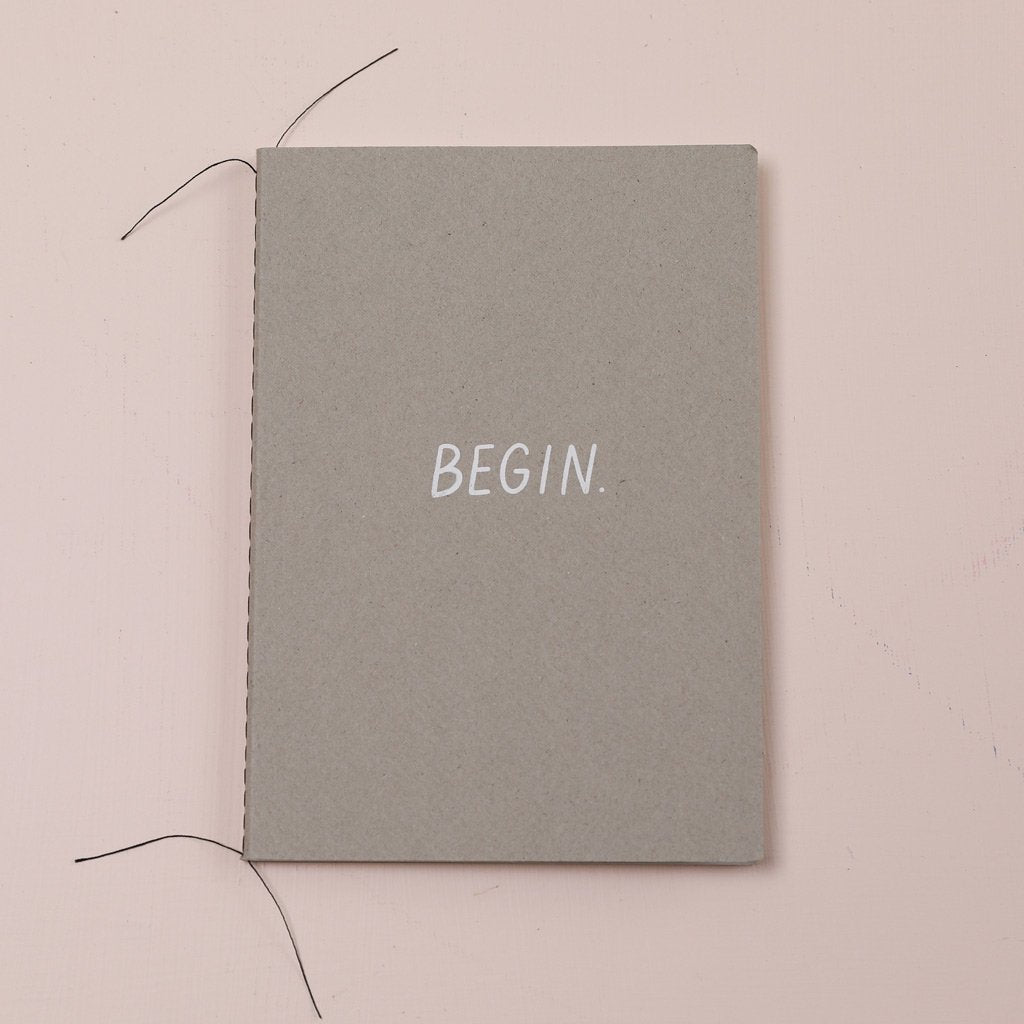 Begin Notebook | Me and Amber