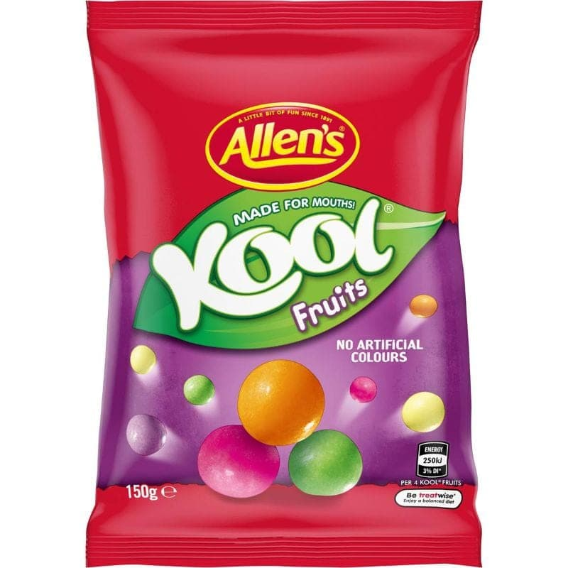 Allen's Kool Fruits 150g