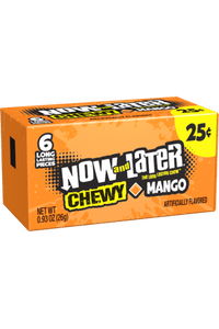 Now & Later Chewy Mango 26g